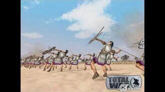 Rome Total War PC Games Trailer - Rome Total War