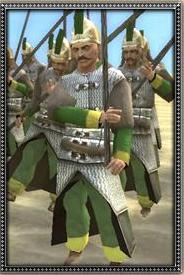 Janissary Heavy Infantry