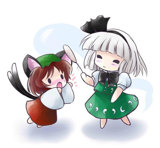 File:4691 - cat chen chibi cute ghost konpaku youmu nekomimi shikigami touhou.jpg