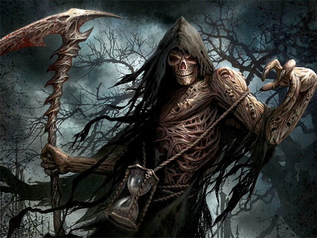 1000  images about The Grim Reaper on Pinterest
