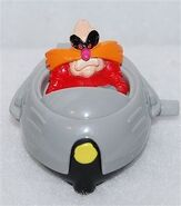 Sonic 3 Dr. Robotnik Happy Meal toy