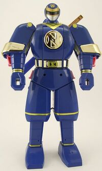 Power Rangers Ninjor figure
