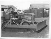 A 1960s BRAY Braydozer Diesel