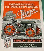 Praga AT brochure - 1933-34