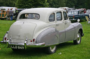 Austin A70 Hampshire rear