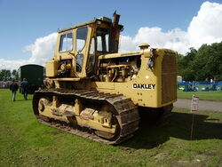 Cat D8H at Driffield-P8100563