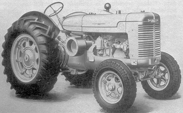fortschritt tractor history by serial number