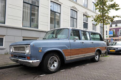 1971 International Harvester Travelall 1010
