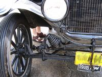Ford model t suspension.triddle