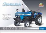 Sonalika DI-745 III (blue)-2007