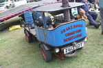 T613 SDT - Ruthus 6 inch Sentinel wagon at Elvaston 09 - IMG 6509