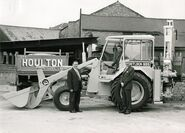 WHITLOCK DIGGER FROM HOULTONS ESSEX