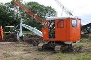 Priestman Hydrocub Excavator