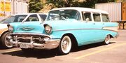 1957 Chevrolet Bel Air Townsman