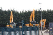 Hyundai excavators - IMG 8561