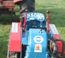 Ransomes MG5 sn 3219
