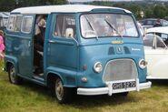 Renault Estafette rhd 1966 reg