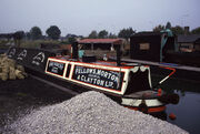 Steam narrowboat President - geograph.org.uk - 679005
