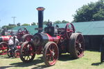 Burrell no. 3923 Traction Engine Jessie reg EW 3026 at Woolpit 09 - IMG 1514