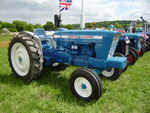 Ford 5000 at Belvoir 08 - P5180374