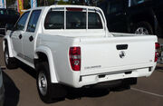 2008 Holden RC Colorado LX Crew Cab 4-door utility 02