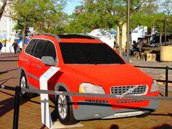 Volvo Car - Lego