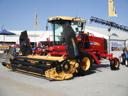 New Holland H8040 Self propelled Windrower