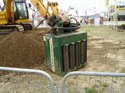 Crusher-screener bucket - P5140163