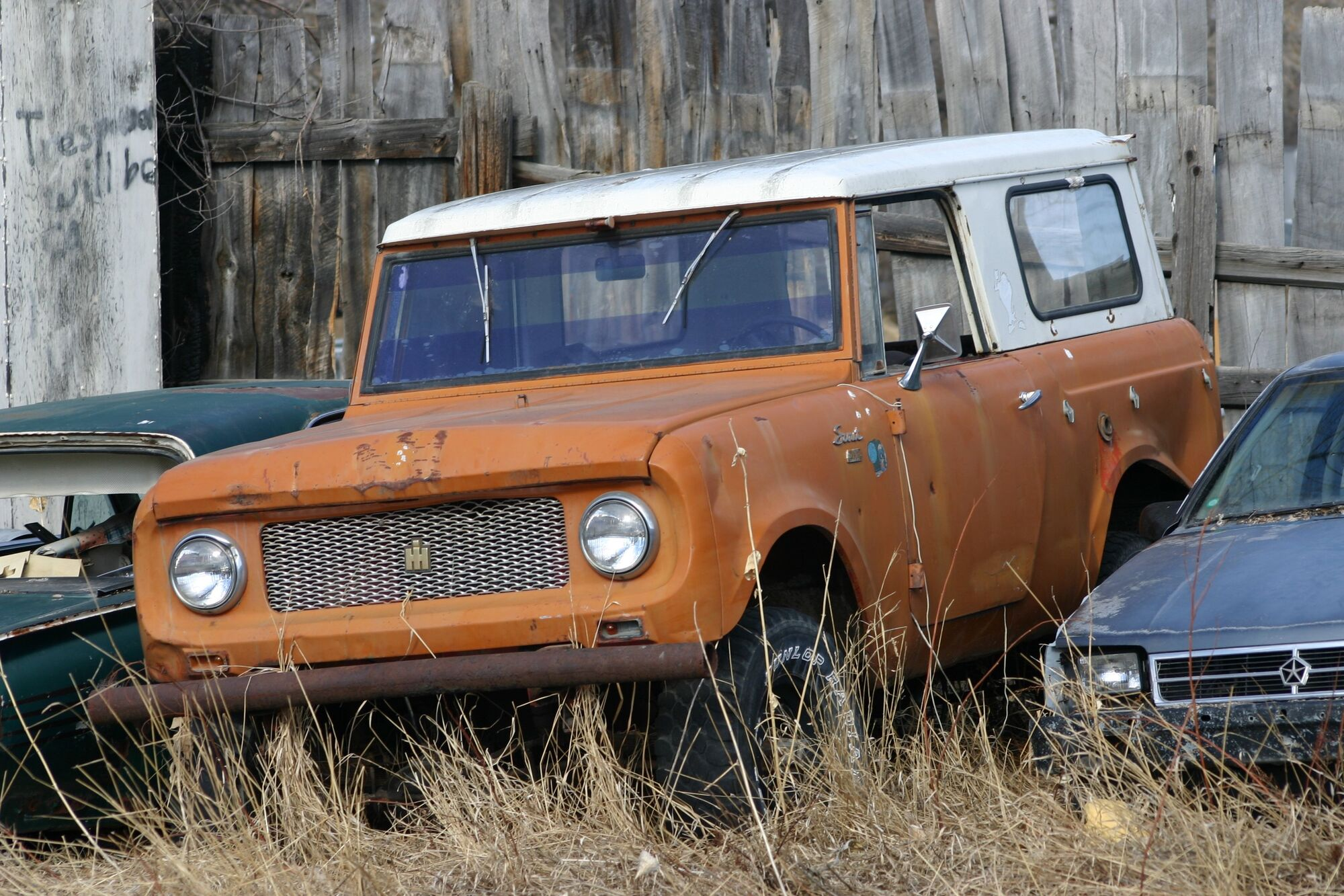 International Harvester Scout Tractor Amp Construction