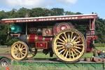 Burrell no. 3909 SRL Winston Churchill reg NR 965 at Duncombe Park 09 - IMG 8037