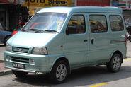 Suzuki E-RV (front), Kajang