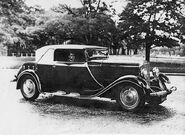 Panhard Cabrio-Coupé - vers 1930 Pourtout