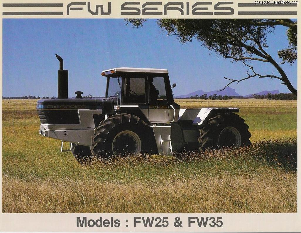 Ford FW-25   Tractor & Construction Plant Wiki   FANDOM powered by Wikia