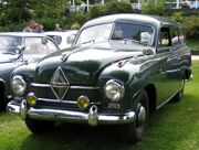 Borgward Hansa 1500Kombi,Bj.1952