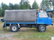Land Rover Series IIB FC side