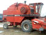 White 8700 combine - 1979