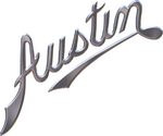 Austin logotype badge