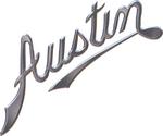 Austin logotype badge