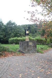 RhonddaHeritagePark Miners Lamp