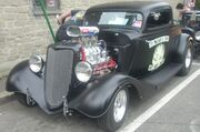 '34 Ford Model B (Cruisin' At The Boardwalk '10)