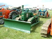 Fowler Bray Bulldozer - Belvoir - DSCF0242