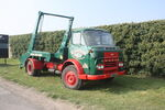 Commer truck with Skip loader gear at Donnington 09 - IMG 6208small