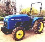 Jinma 354 MFWD (blue) - 2002