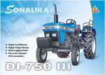 Sonalika DI 750 III (blue)-2006