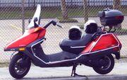 Honda Helix
