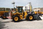 Bell L1806E wheel loader at Hillhead 2012 - IMG 0970