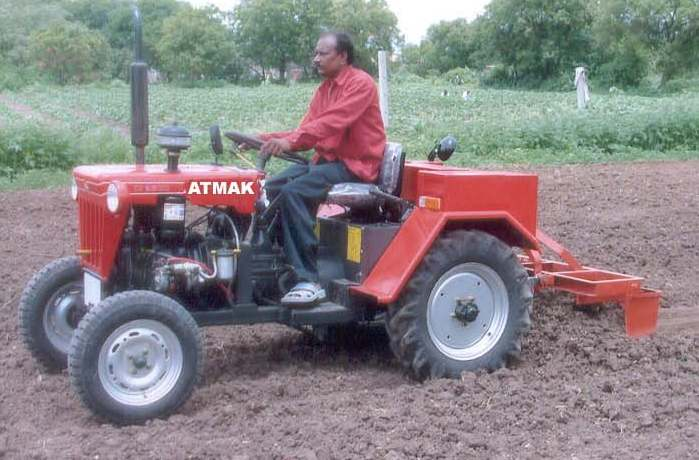 Atmak Mini Tractor Tractor Amp Construction Plant Wiki