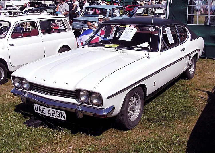 Ford Capri | Flickr