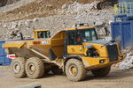 Bell B30 ADT working at Hillhead 2012 -IMG 1004