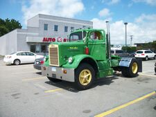 1962 White Truck; Patchogue, New York-1